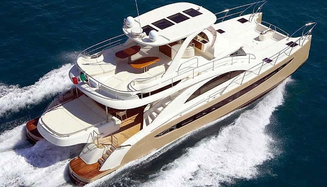 Rodriquez Luxury Catamaran